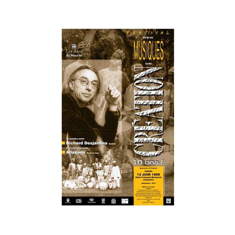 Festival des musique 1999-1