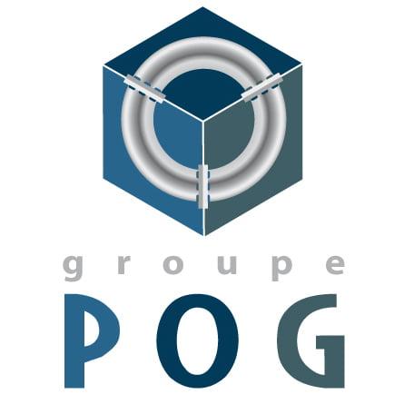 Nouveau logo pour le Groupe POG