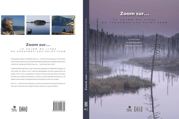 Lancement du Livre Zoom sur… Le Salon du livre du Saguenay—Lac-Saint-Jean